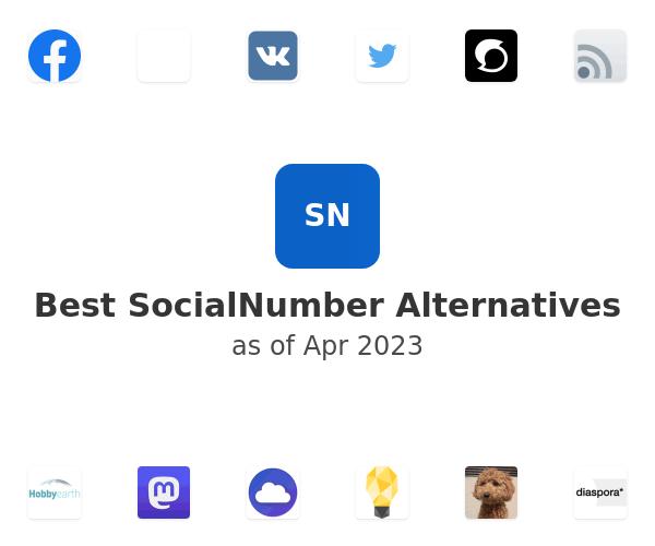 Best SocialNumber Alternatives