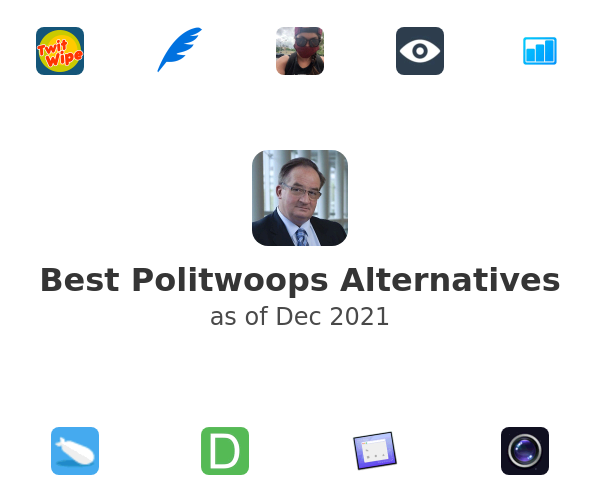 Best Politwoops Alternatives