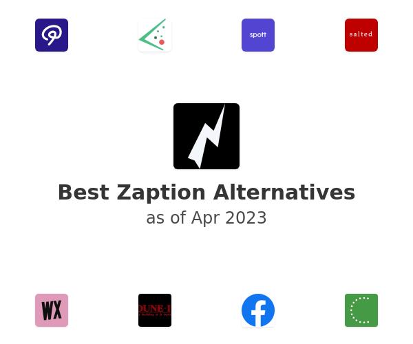 Best Zaption Alternatives