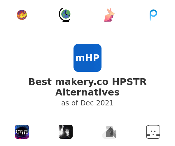 Best HPSTR Alternatives