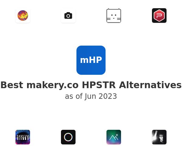 Best HPSTR Alternatives