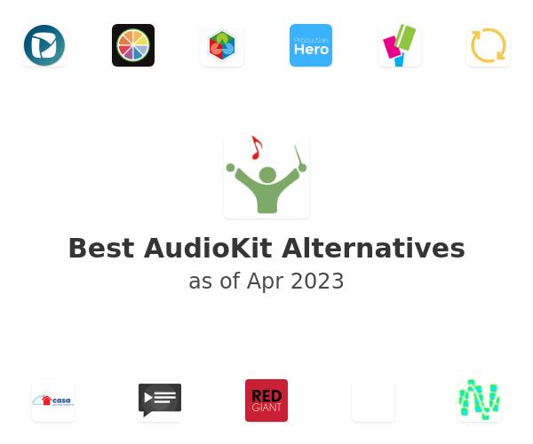 Best AudioKit Alternatives