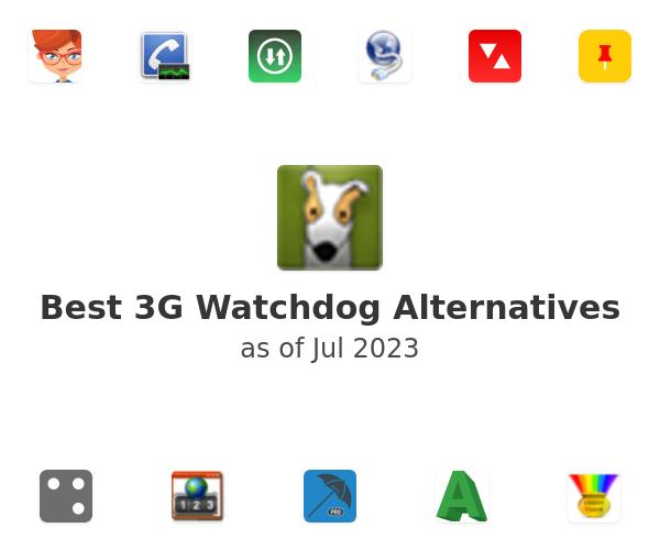 Best 3G Watchdog Alternatives