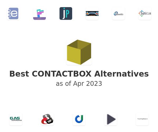Best CONTACTBOX Alternatives