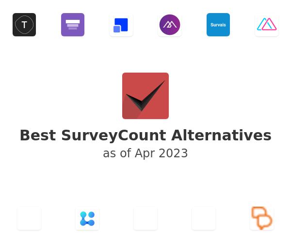 Best SurveyCount Alternatives