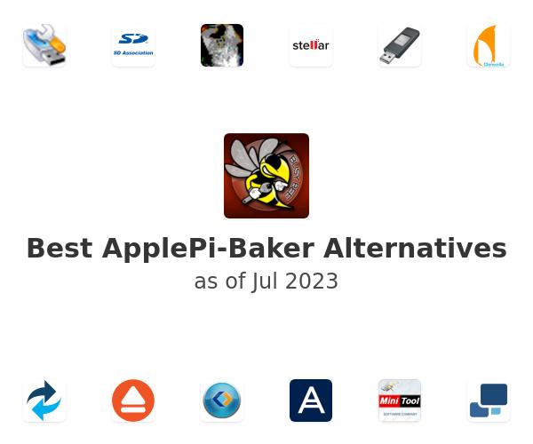 Best ApplePi-Baker Alternatives