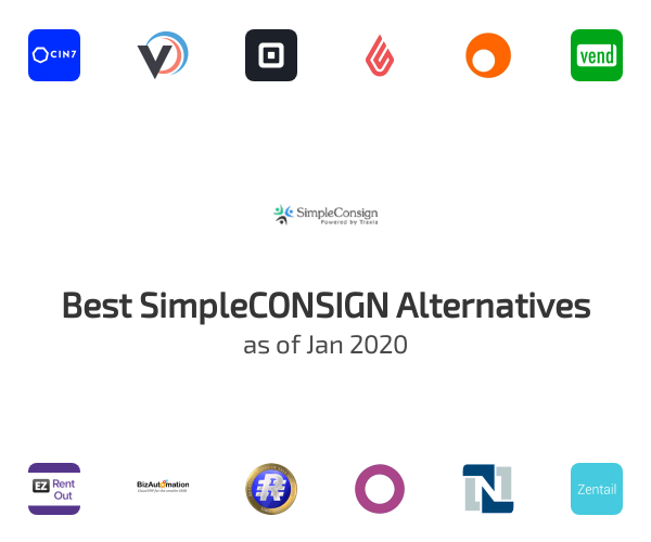 Best SimpleCONSIGN Alternatives