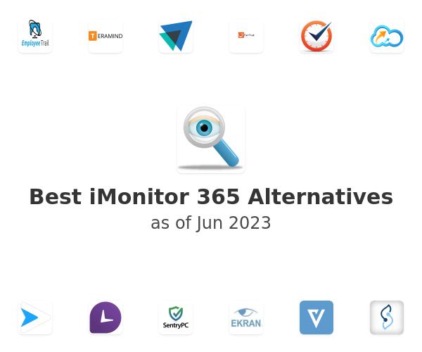 Best iMonitor 365 Alternatives