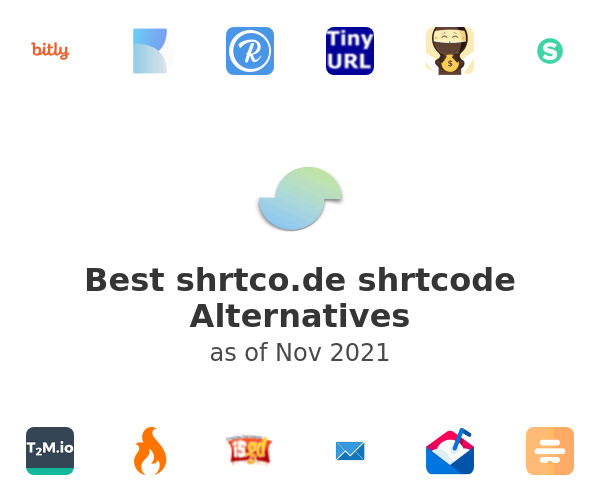 Best shrtcode Alternatives