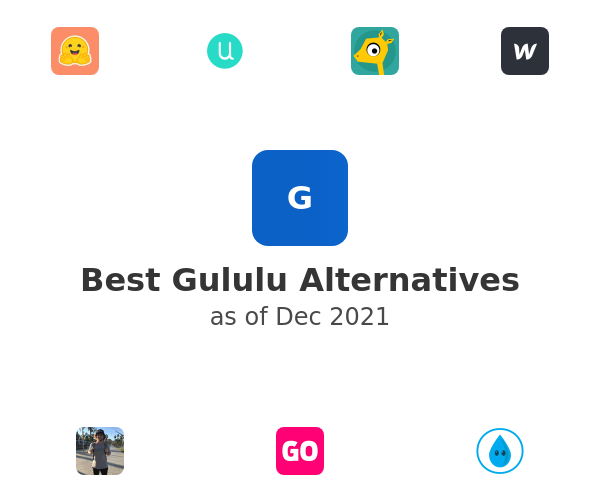 Best Gululu Alternatives