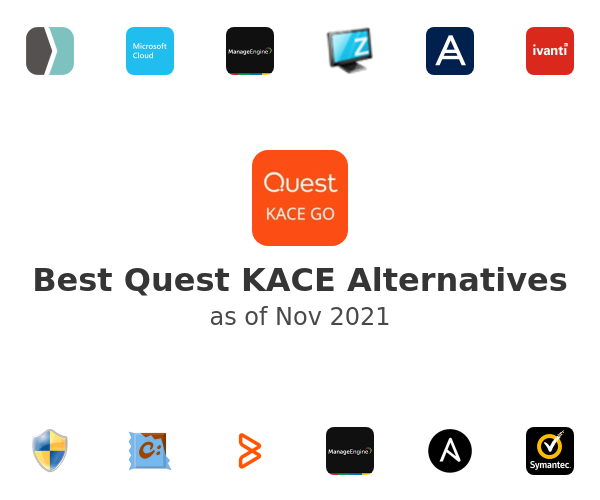 Best Quest KACE Alternatives