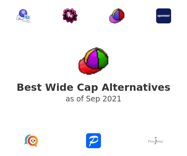 Best Wide Cap Alternatives