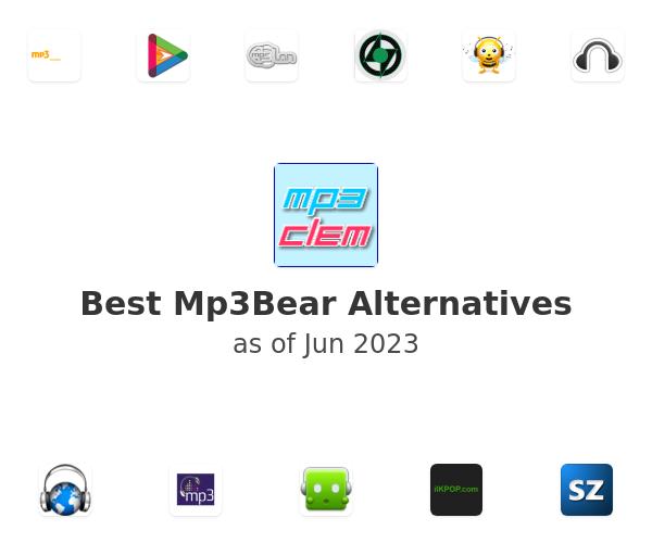 Best Mp3Bear Alternatives
