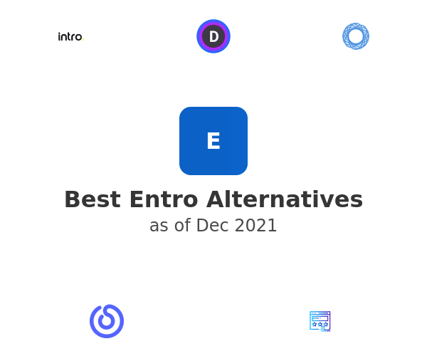 Best Entro Alternatives