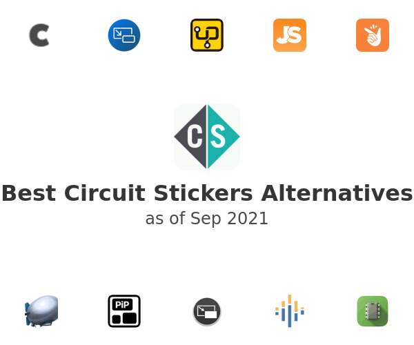 Best Circuit Stickers Alternatives