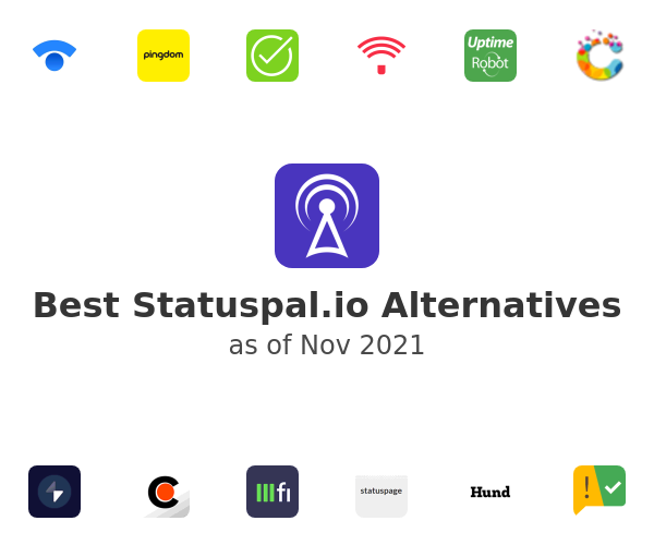 Best Statuspal.io Alternatives