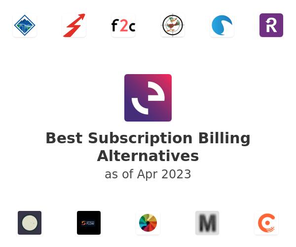 Best Subscription Billing Alternatives