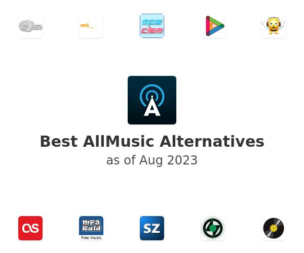 Best AllMusic Alternatives