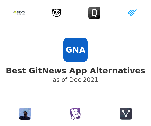 Best GitNews App Alternatives