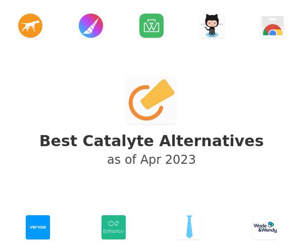 Best Catalyte Alternatives