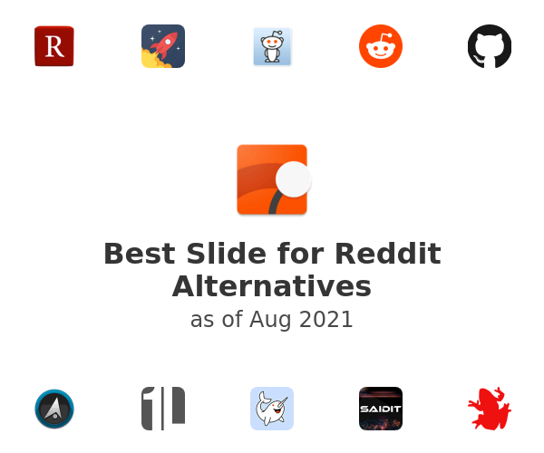 Best Slide for Reddit Alternatives