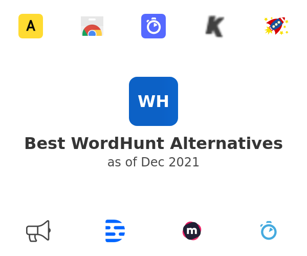 Best WordHunt Alternatives