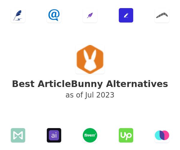 Best ArticleBunny Alternatives