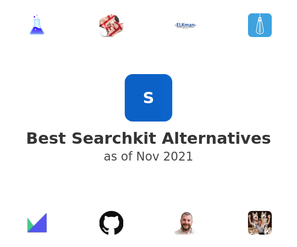Best Searchkit Alternatives