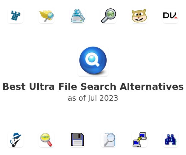 Best Ultra File Search Alternatives