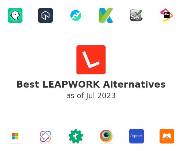 Best LEAPWORK Alternatives