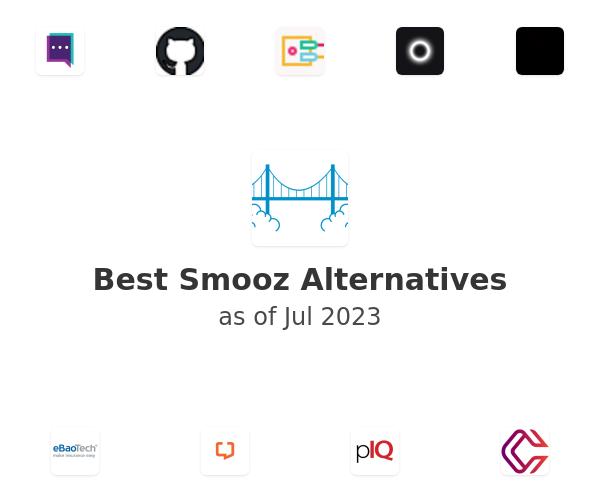 Best Smooz Alternatives