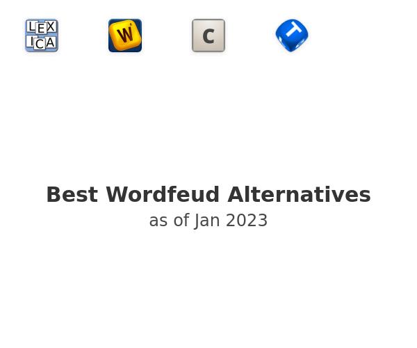 Best Wordfeud Alternatives