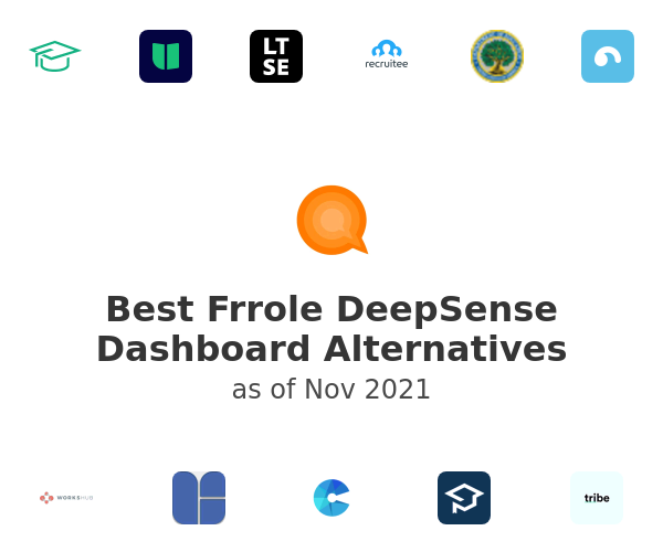 Best Frrole DeepSense Dashboard Alternatives