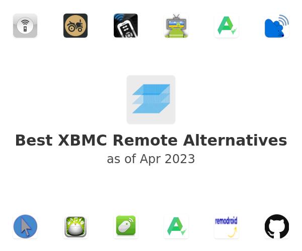 Best XBMC Remote Alternatives