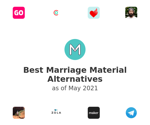 Best Marriage Material Alternatives