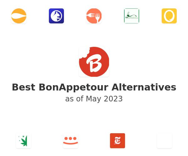 Best BonAppetour Alternatives