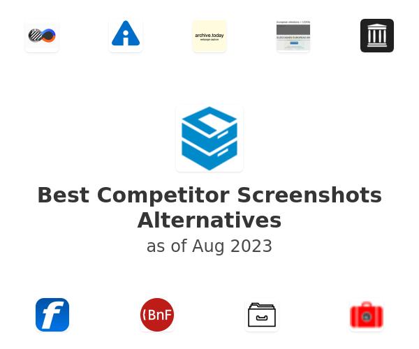 Best Competitor Screenshots Alternatives