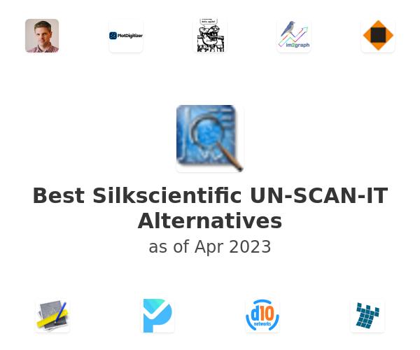 Best Silkscientific UN-SCAN-IT Alternatives
