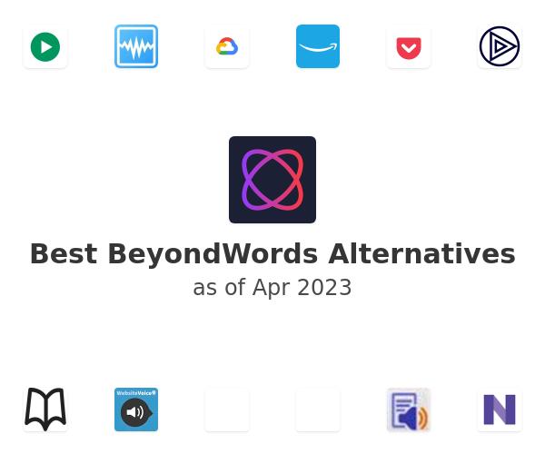 Best SpeechKit Alternatives