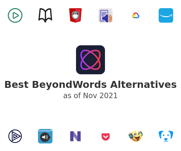 Best SpeechKit Alternatives