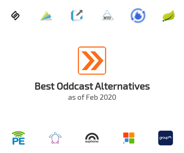 Best Oddcast Alternatives