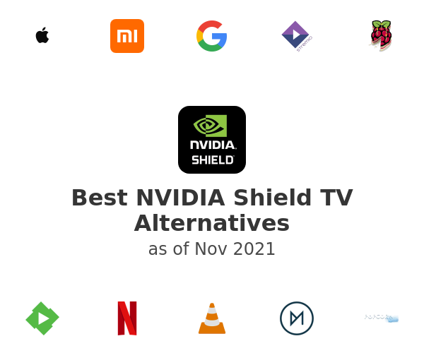 Best NVIDIA Shield TV Alternatives