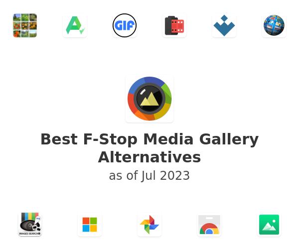 Best F-Stop Media Gallery Alternatives
