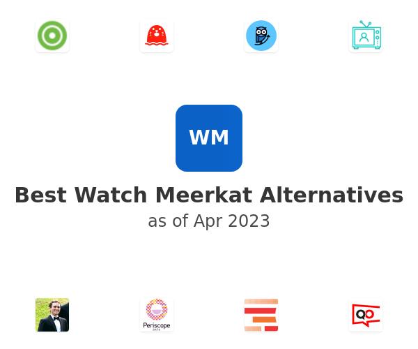 Best Watch Meerkat Alternatives