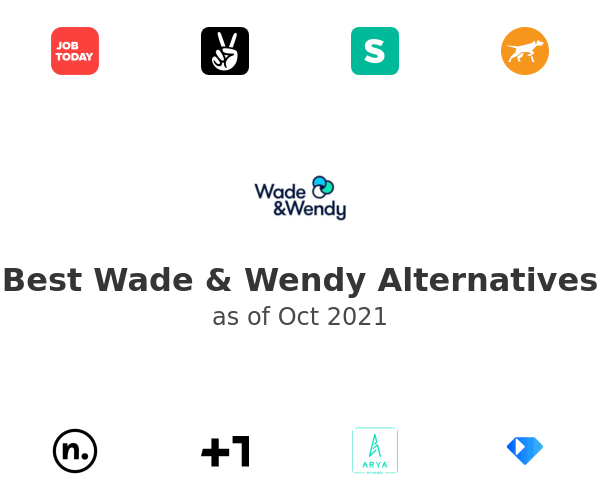 Best Wade & Wendy Alternatives