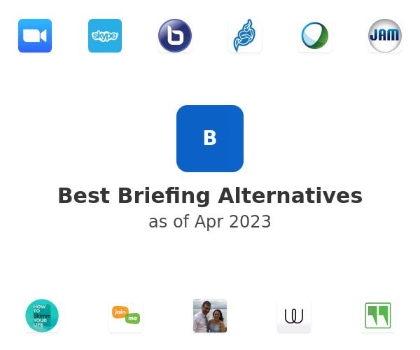 Best Briefing Alternatives