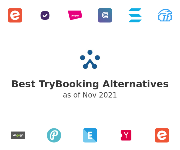 Best TryBooking Alternatives
