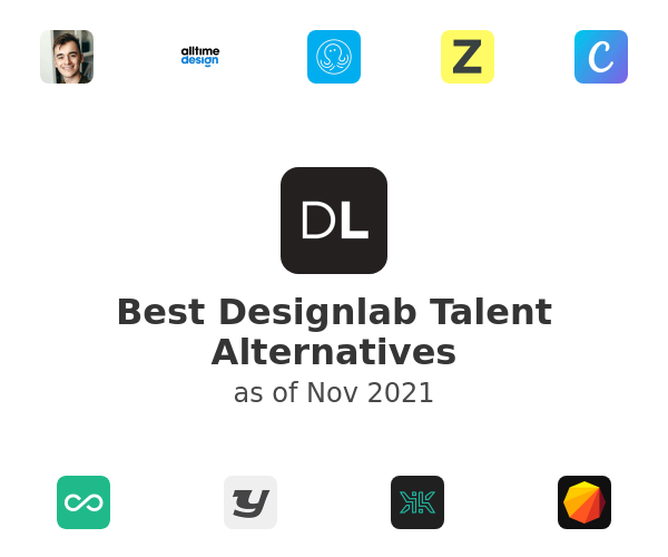 Best Designlab Talent Alternatives