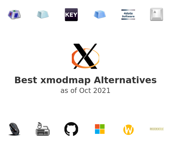 Best xmodmap Alternatives
