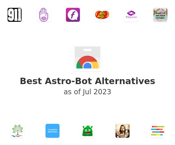 Best Astro-Bot Alternatives